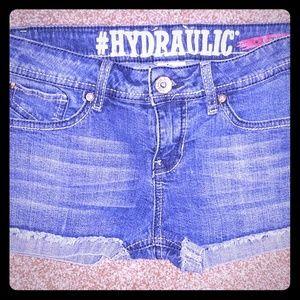 Hydraulic Shorts (Lola Curvy)